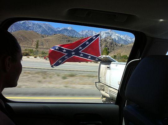 Confederate falg