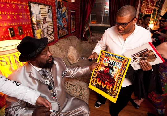 George Clinton & Reginald