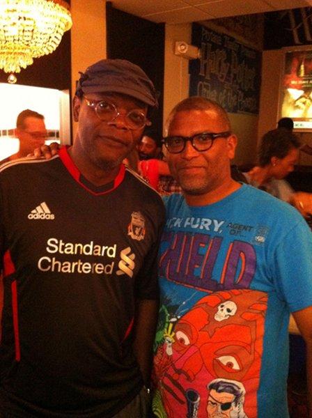 Samuel L. Jackson and Reginald
