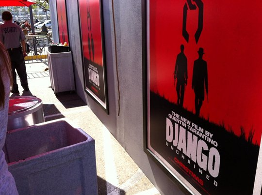 Django Unchained at SDCC