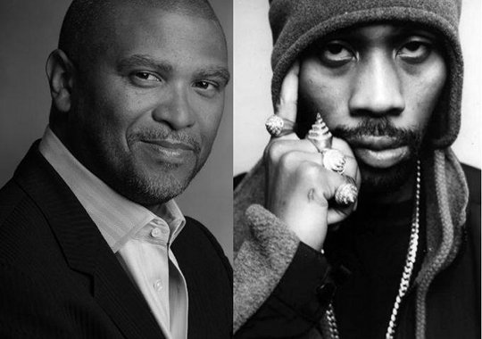 Reginald Hudlin & RZA