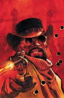 Django Unchained #3 cover