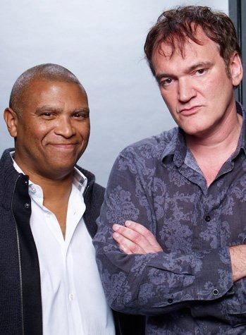 Reginald Hudlin and Quentin Tarantino