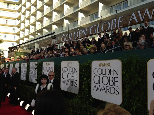 The Road to the Golden Globes