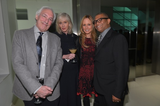 Stephen and Dayna Bochco, Dana Walden, Reginald Hudlin
