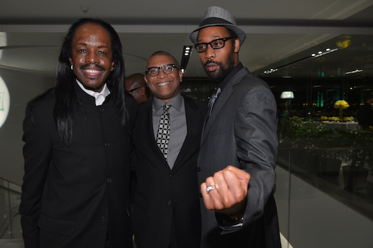 Verdine White, Reginald Hudlin, RZA