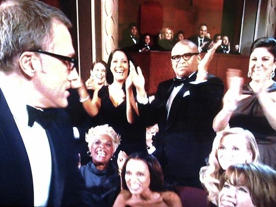 Christoph Waltz wins Oscar!