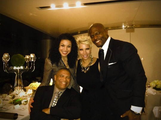Jordin Sparks, Terry and Rebecca Crews, Reginald Hudlin