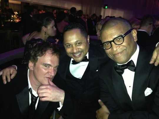 Quentin Tarantino, Cameron Mitchell, Reginald Hudlin