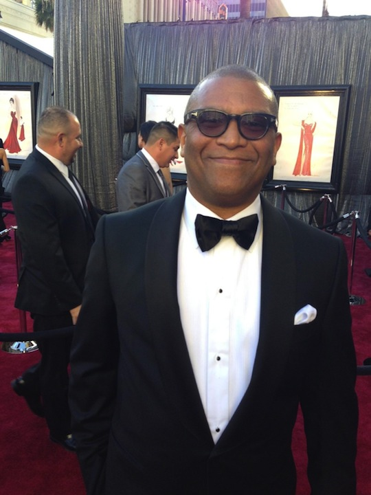 Reginald Hudlin at the Oscars
