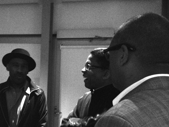 Marcus Miller, Herbie Hancock and Reginald