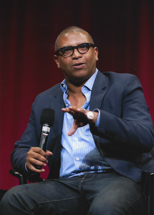 Reginald Hudlin at Inner City Filmmakers Commencement