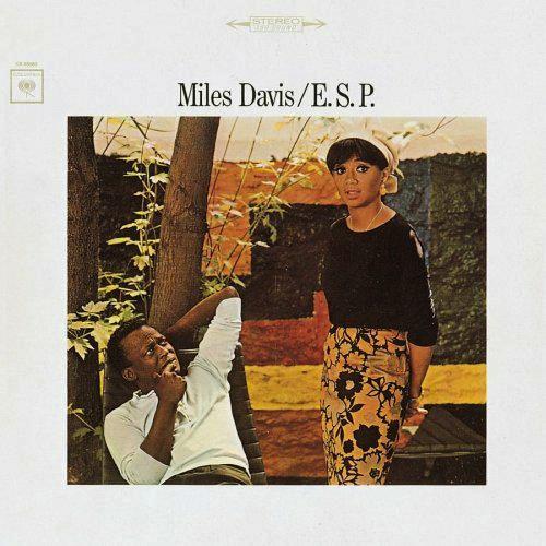E.S.P. album cover