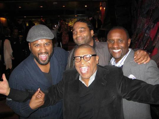 Malcolm Lee, Jeff Byrd, Gordon Bobb, and Reginald Hudlin