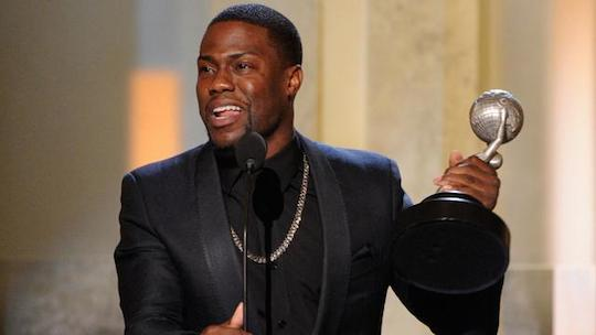 Kevin Hart named Entertainer of the Year