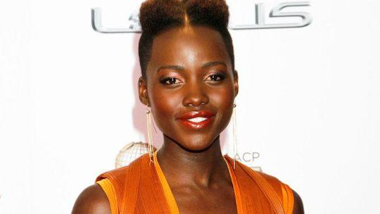 Lupita Nyong'o at NAACP Image Awards