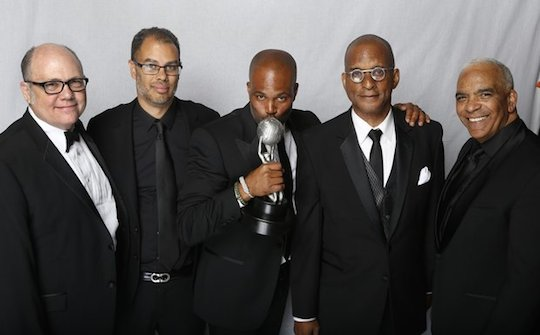 Tim Gibbons, Jesse Collins, Chris Spencer, Stan Lathan and Ralph Farquhar