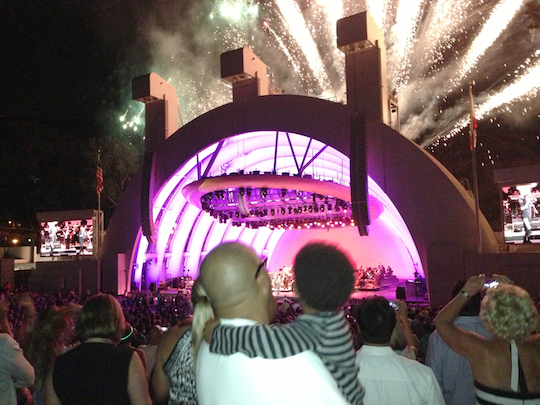 Earth, Wind & Fire at the Hollywood Bowl