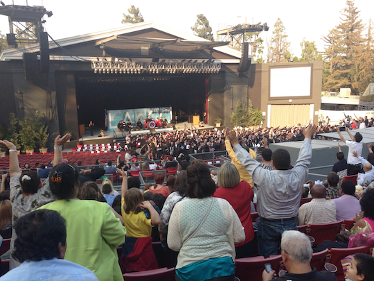 Los Angeles Community College Graduation 2014