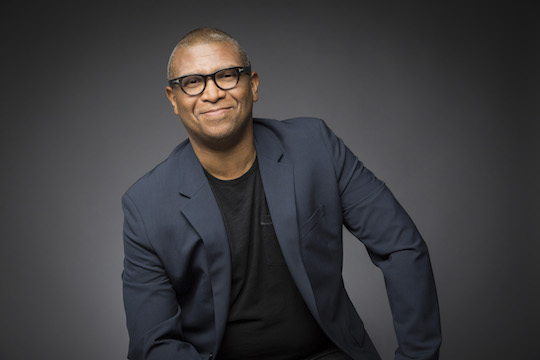 Reginald Hudlin 2014