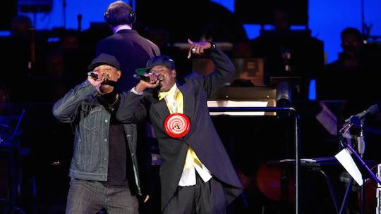 Public Enemy at the Hollywood Bowl