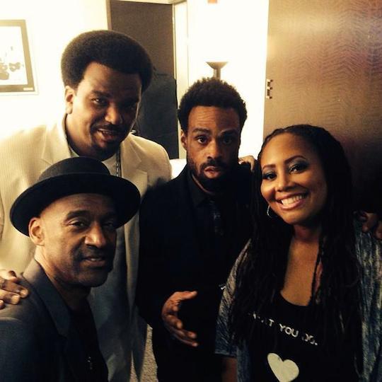 Marcus Miller, Craig Robinson, Bilal, Lelah Hathaway