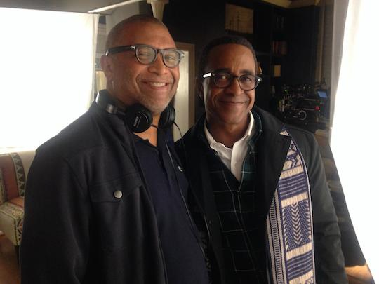 Reginald Hudlin and Tim Meadows
