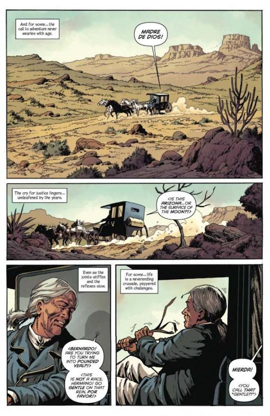 Django / Zorro #1 pg.1