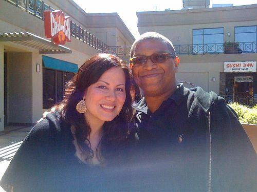 Shannon Lee & Reggie