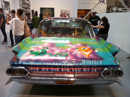 Street Art Show - Car 1