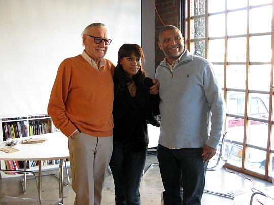 Reggie, Kerry, Stan