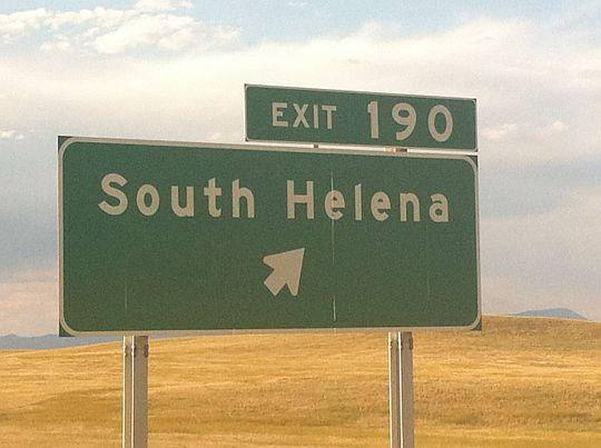 South Helena, MT