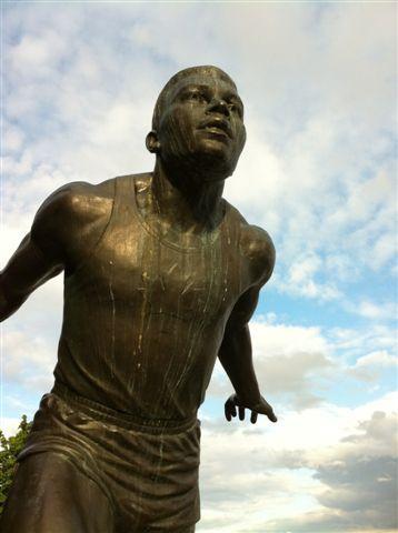 Stanley Park statue