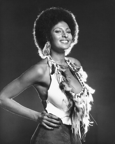 Pam Grier, I Love Your Smile!
