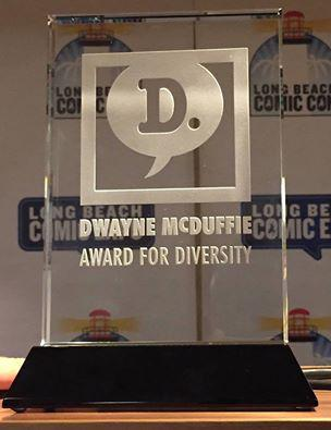 The McDuffie Award For Diversity