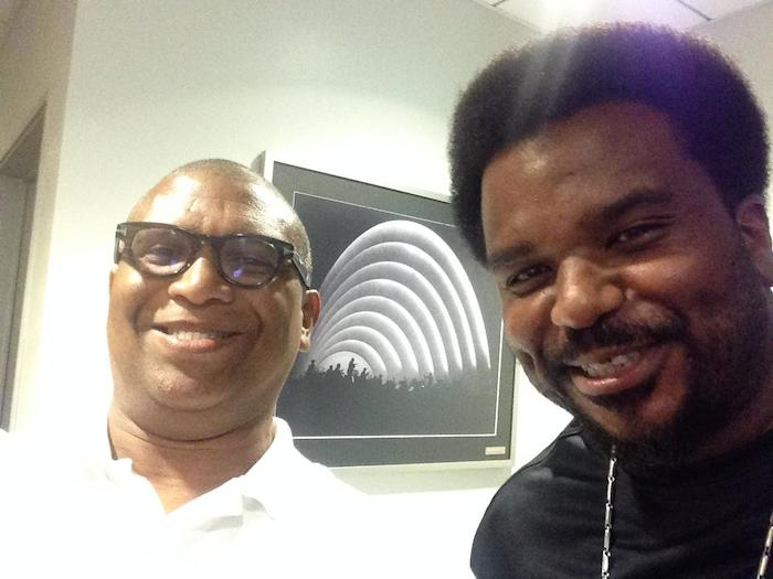 Reg and Craig Robinson