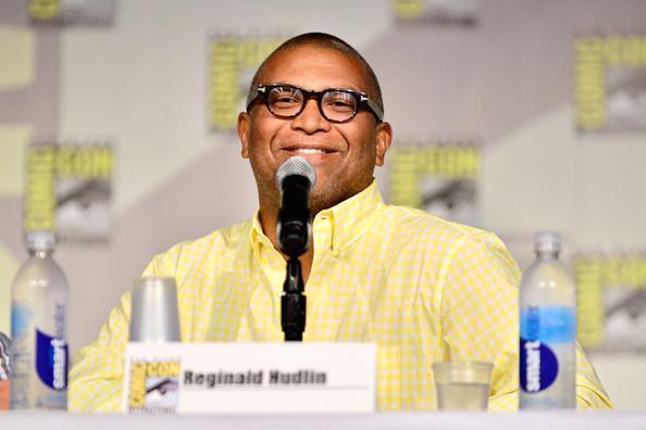 Reggie at SDCC