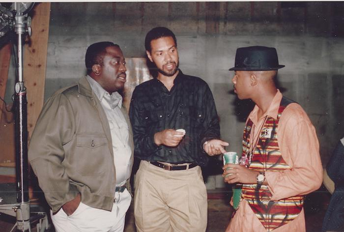 Robin Harris, Warrington Hudlin, Martin Lawrence