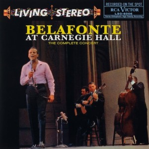 Harry Belafonte Live at Carnegie Hall