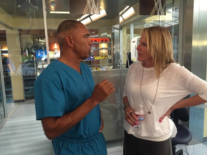 Dr. Chris and Dr. Kathy Magliato