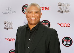Reggie at NAACP Image Awards