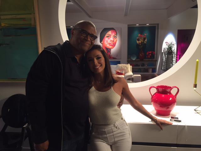 Eva Longoria & Reggie