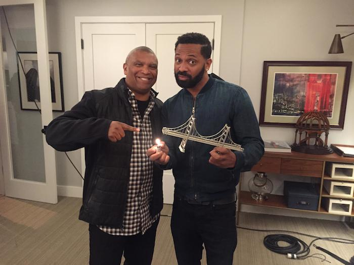 Mike Epps & Reggie