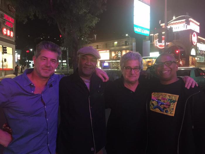 Brian Siberell, Nelson George, Sean Daniels & Reggie