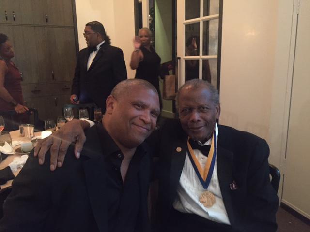 Sidney Portier & Reggie