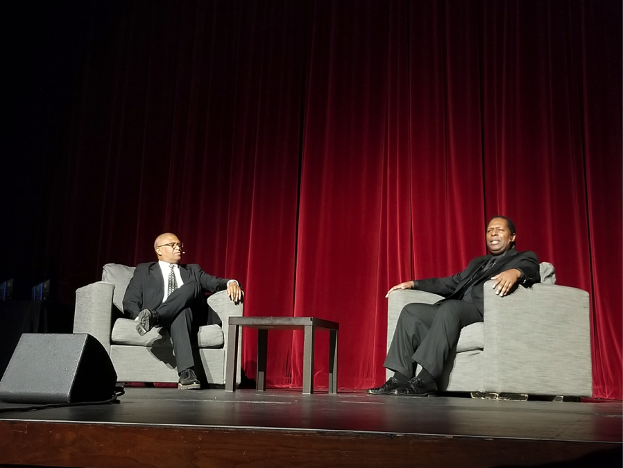 Keynote Conversation with Reginald Hudlin