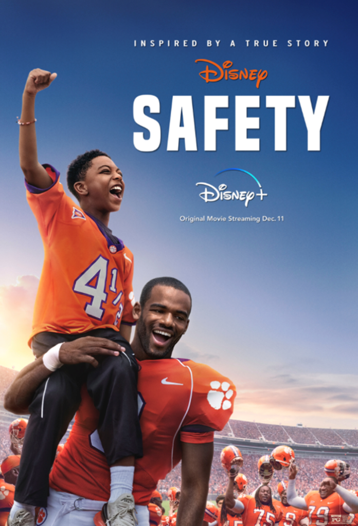 Safety key art