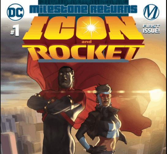 Icon & Rocket